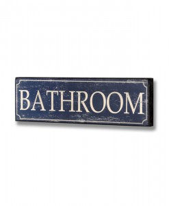 bathroom-plaque