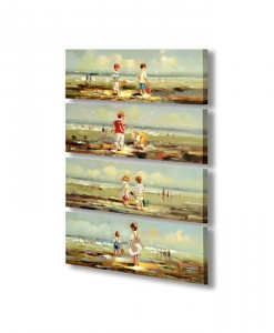 seaside-canvases-set-of-4