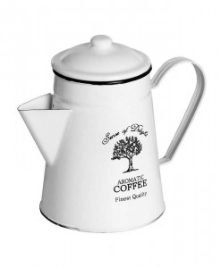 white-enamel-coffee-pot
