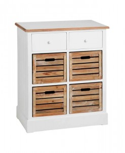 country-style-6-drawer-storage-unit