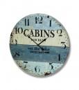 cabin-clock
